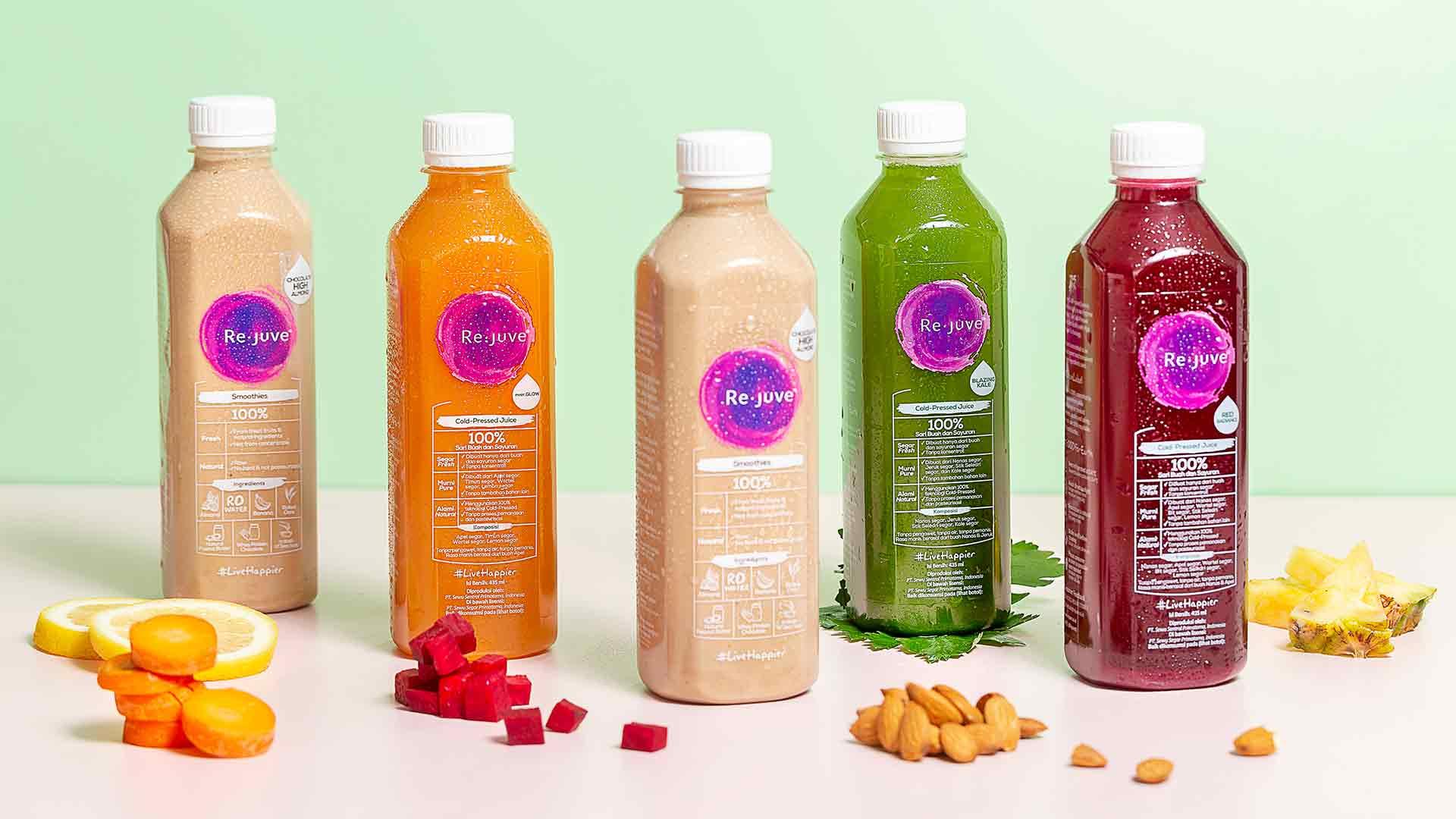 Maksimalkan Kemampuan Detoksifikasi Tubuh dengan Program Juice Fast