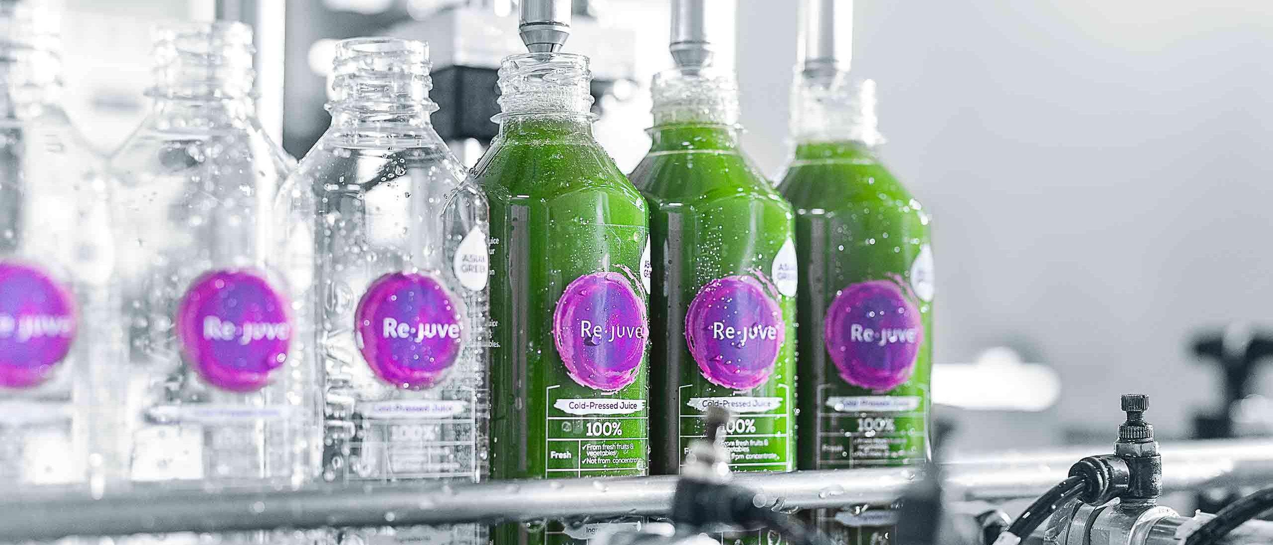 Rejuve Production Process